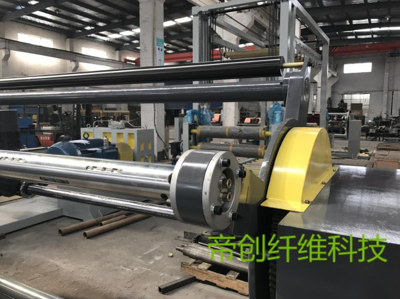 XPESpecial double station rewinding machine