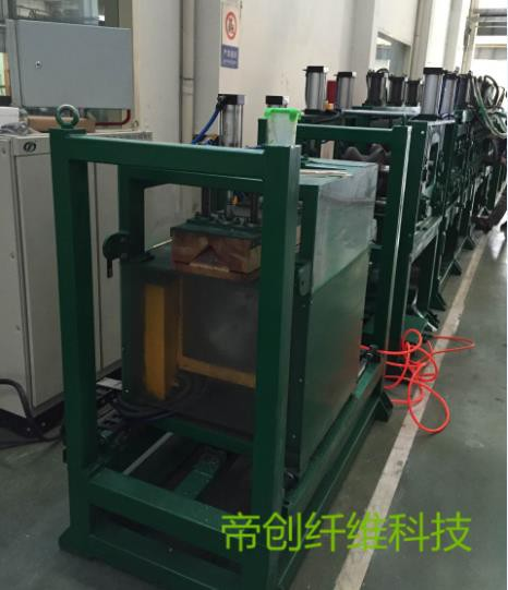 Glass fiber extruded Angle steel production line