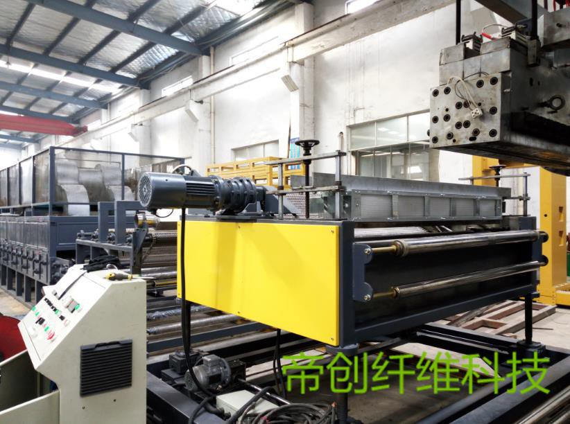 PVCDouble color spinneret production line